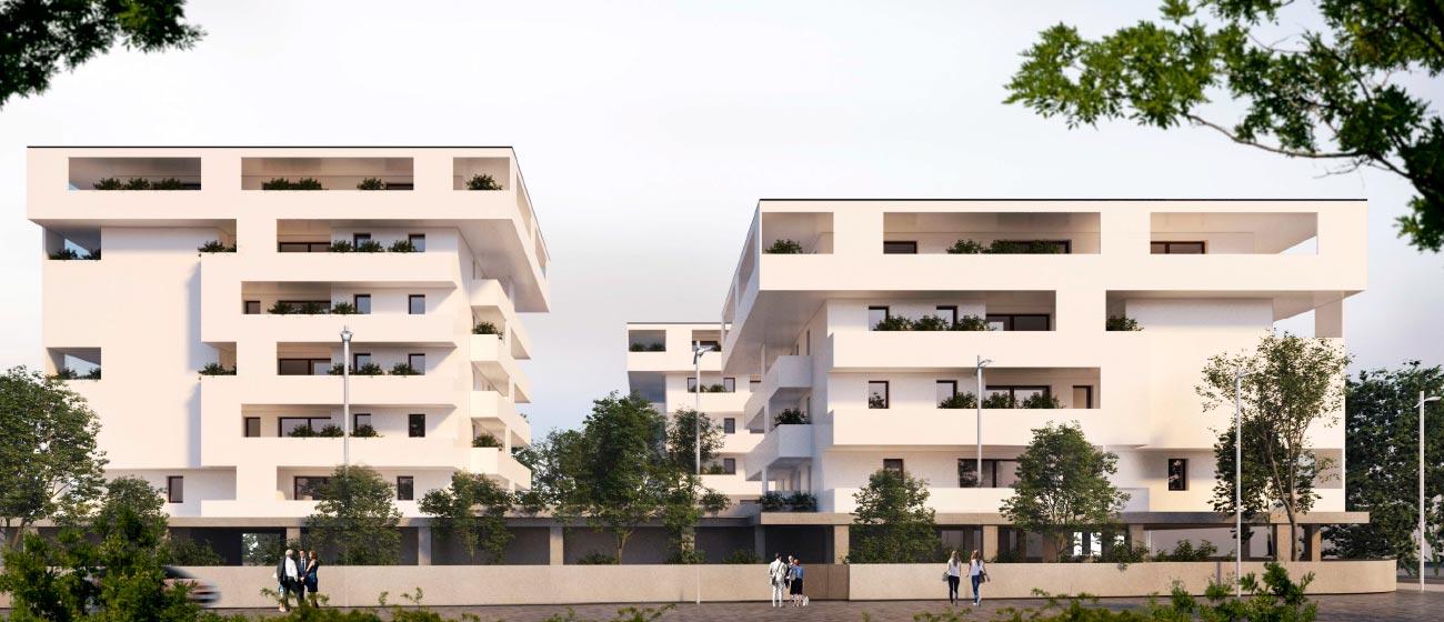 Residenze Pacinotti 2 Immobiliare Advantage